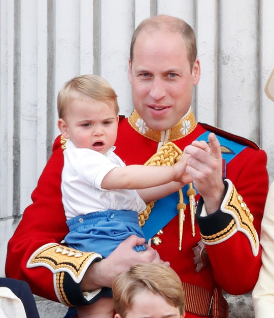 Prince William has apparently chosen a favorite author for his story time with his three kids.