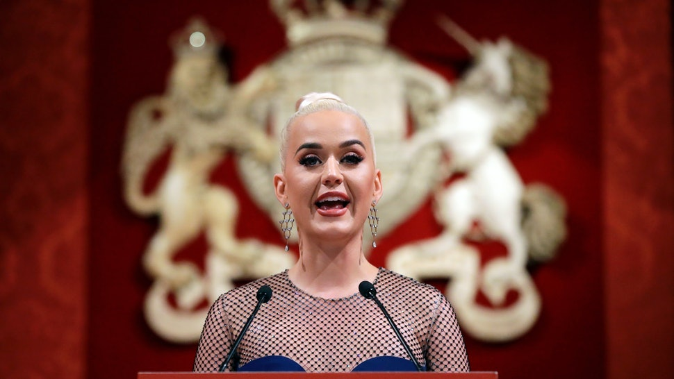 Prince Charles named Katy Perry the new ambassador of the British Asian Trust