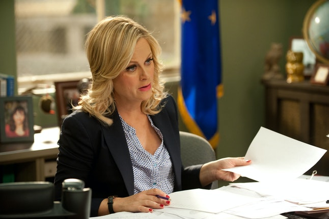Leslie Knope one-liners that make perfect Galentine's Day Instagram captions.