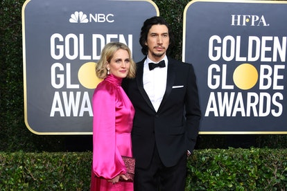 Adam Driver and wife, Joanne Tucker, are very guarded when it comes to talking about their young son...