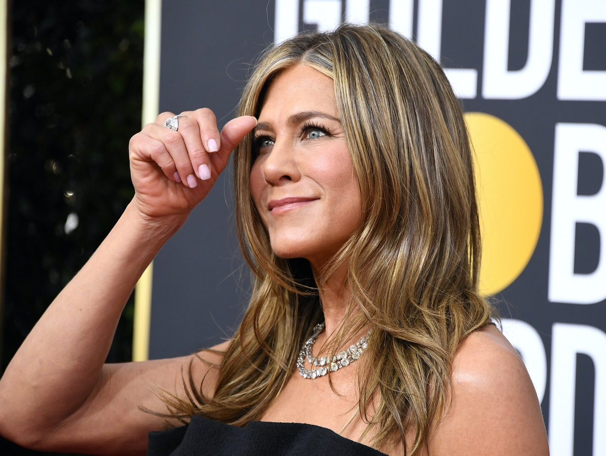 Jennifer Aniston sticks with the classics when it comes to nail polish colors