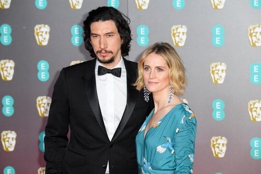 Adam Driver and wife, Joanne Tucker, have one child together.
