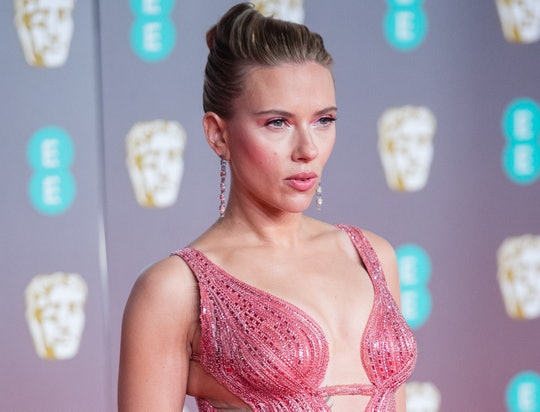 Oscar-nominated actress Scarlet Johansson has a 6-year-old daughter