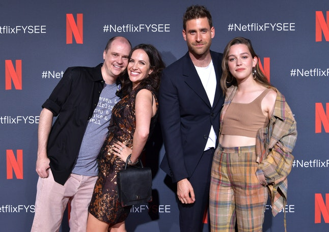 'The Haunting of Hill House' cast members Kate Siegel, Victoria Pedretti, and Oliver Jackson-Cohen will all appear in Mike Flanagan's 'The Haunting of Bly Manor.'