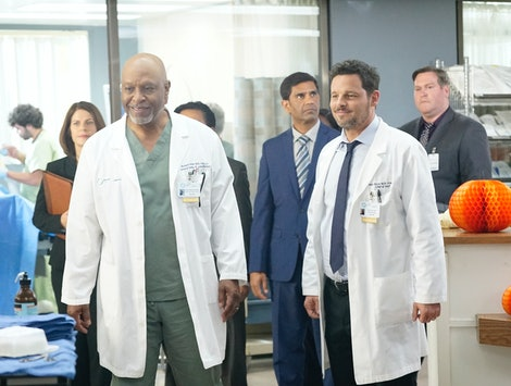 Alex Karev's text to Webber raised questions about his 'Grey's Anatomy' character's fate.