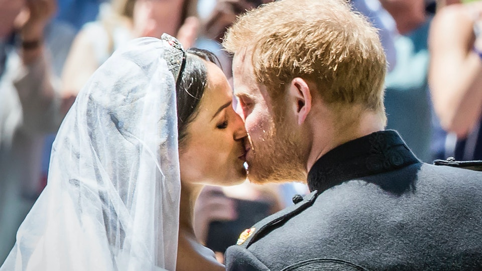Prince Harry is head over heels in love with Meghan Markle