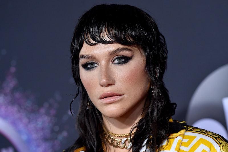 Music artist Kesha