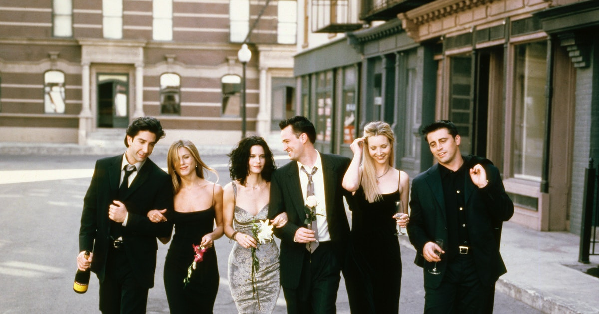 HBO might be dropping $20 Million on a 'Friends' special
