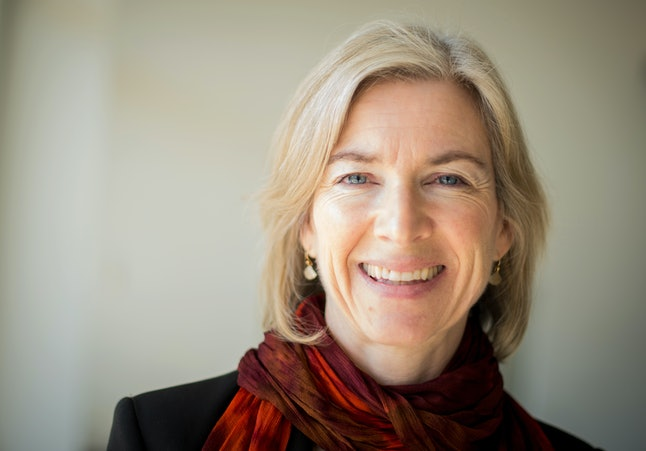 Jennifer Doudna helped develop gene-editing method CRISPR