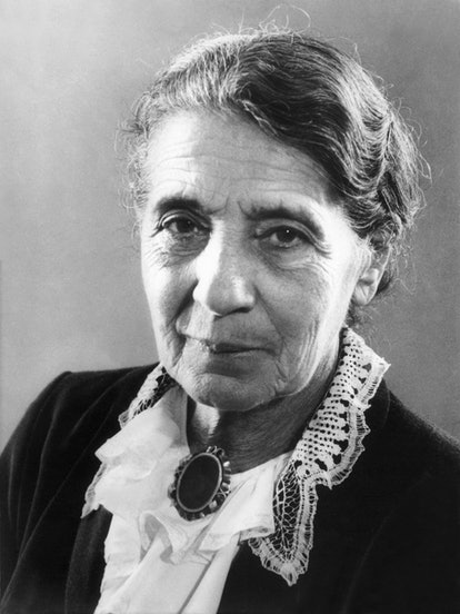 Lise Meitner explained how nuclear fission worked