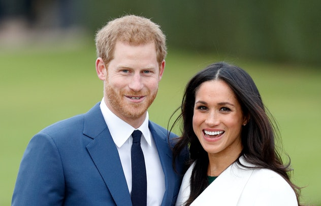 Prince Harry admitted he fell in love with Markle quickly.