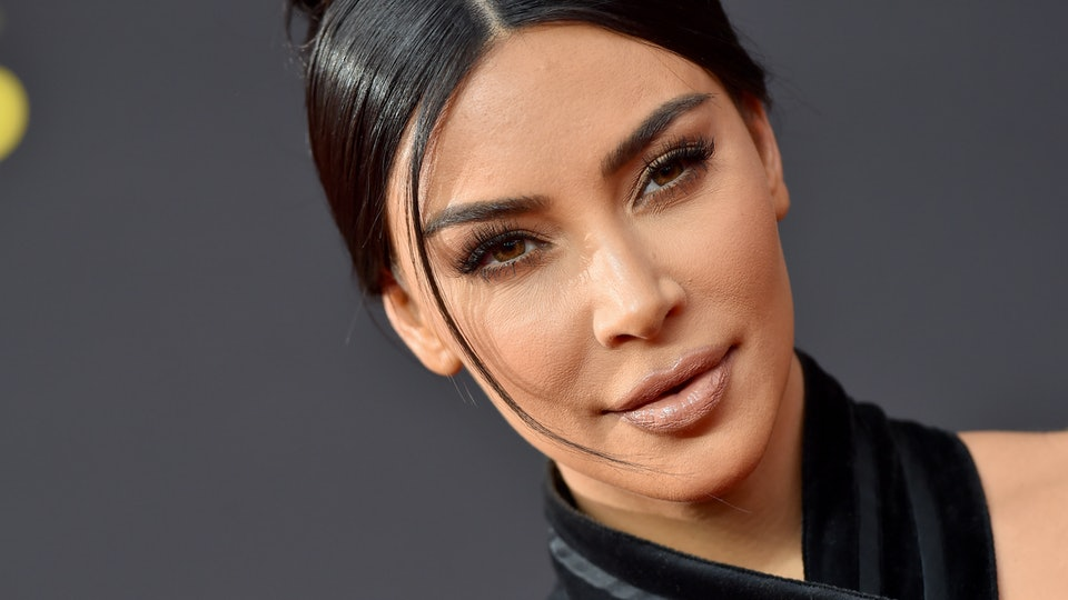 Kim Kardashian believes her son Psalm is her late father reincarnated.
