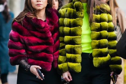 Faux fur is better for animal welfare, but can be harmful to the environment