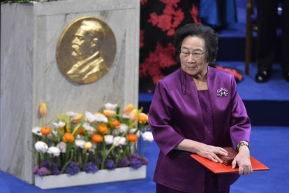 Tu Youyou discovered a treatment for malaria