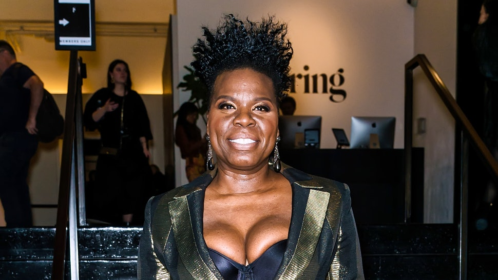 Leslie Jones called out the Academy for its lack of inclusion of black Oscar nominees.
