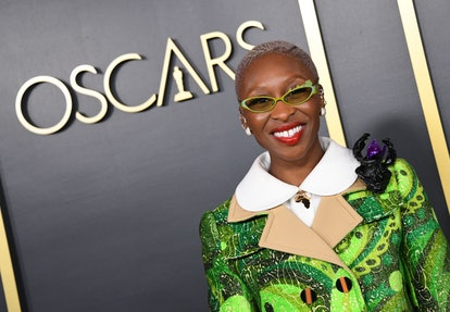 'Harriet' actor Cynthia Erivo is nominated for Best Actress and Best Original Song at the 2020 Oscar...