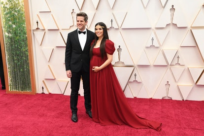 America Ferrera wore a red dress to the Oscars that was inspired by her ancestors