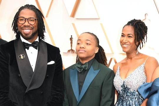 Teen suspended from school for his dreadlocks attends the Oscars with 'Hair Love' celebs