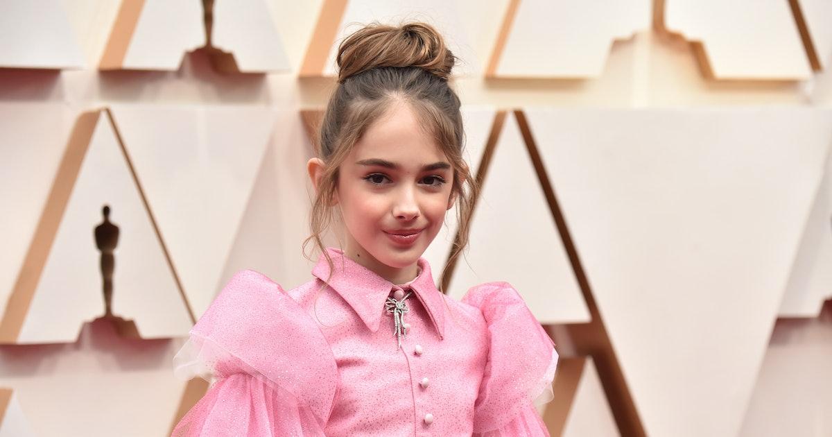 10-Year-Old Hero Brings Turkey Sandwich To Oscars