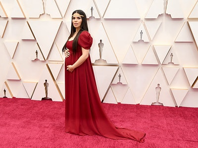 America Ferrera was in her second trimester when she attended the Oscars
