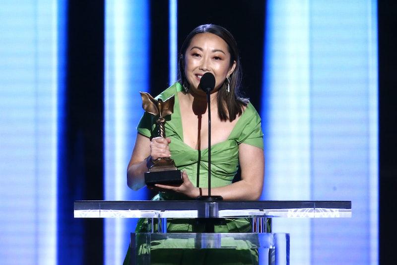 Lulu Wang's Spirit Awards Speech Puts Female Filmmakers Front & Center