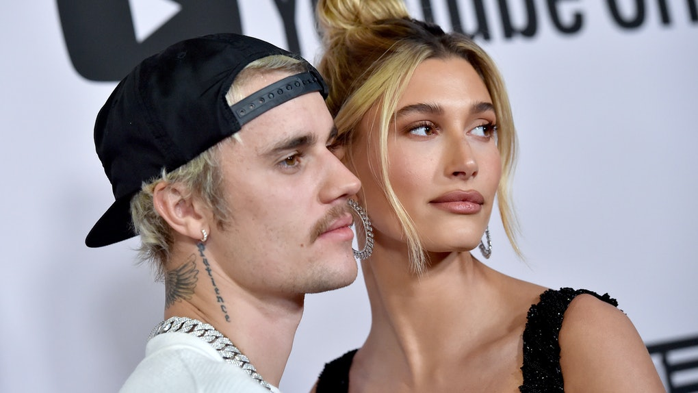 These photos of Justin's 26th birthday party included so many romantic moments with Hailey.