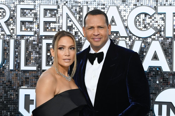 Jennifer Lopez isn't rushing her wedding with Alex Rodriguez for a romantic reason.