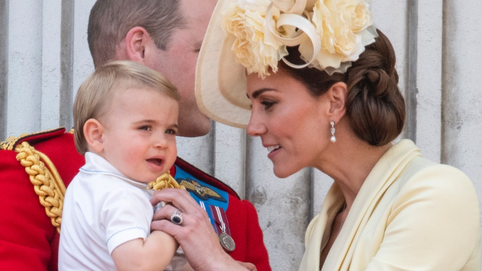 Kate Middleton has revealed that one of Prince Louis' favorite songs is a classic nearly everyone knows.