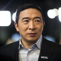 Andrew Yang says the coronavirus outbreak shows why we need basic income