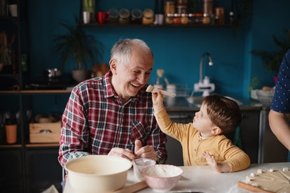 If you visit grandparents during coronavirus panic, experts say maintaining proper hygiene is key.