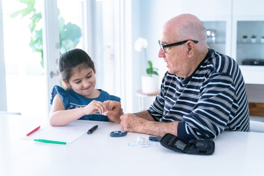 Visiting grandparents during the coronavirus pandemic might not be the best choice, but here's how to do it safely.