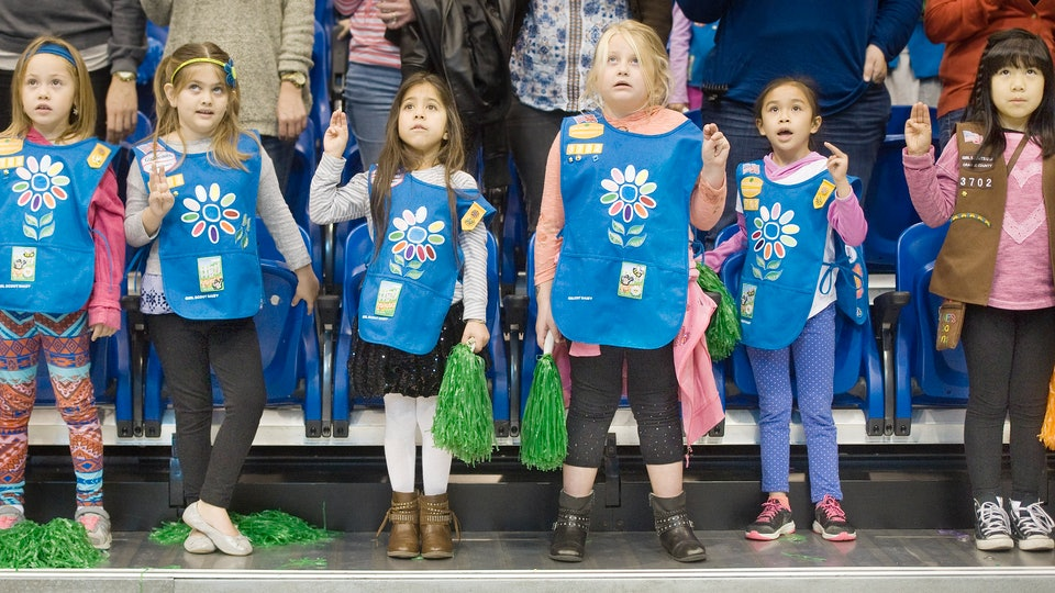 Girl Scout Troops are asked to follow their law and promise in regards to the coronavirus outbreak.
