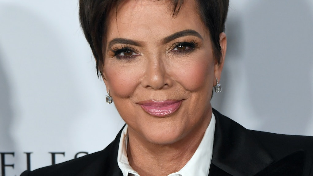 Here's Kris Jenner's Advice To The Kardashian Sisters About Social Media