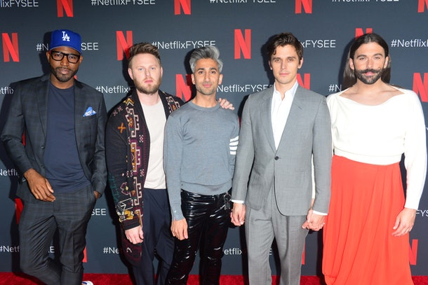'Queer Eye' was renewed for a Season 6