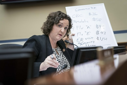 Rep. Katie Porter convinced the CDC director to make coronavirus testing free to all Americans.