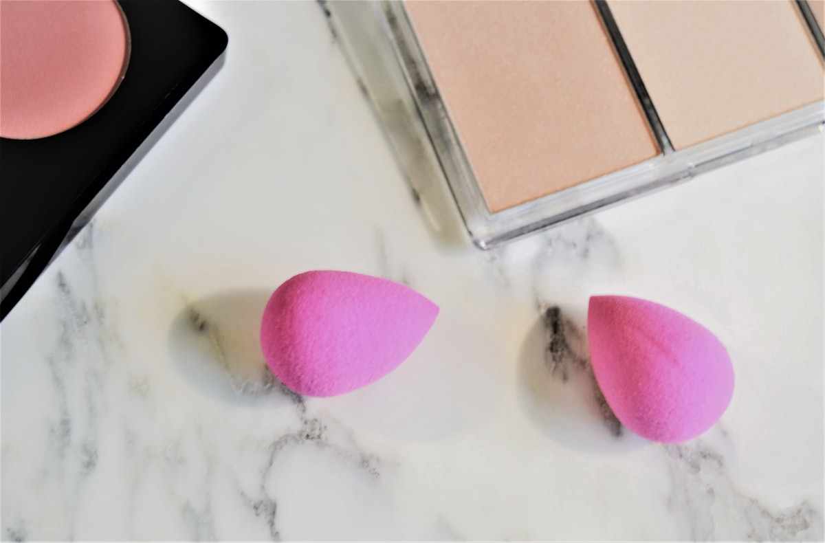 How to use a Beautyblender: make sure you wash it properly