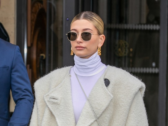 Hailey Baldwin's slicked-back buns and Kendall Jenner's claw clip twist are the epitome of lazy-day hairstyles
