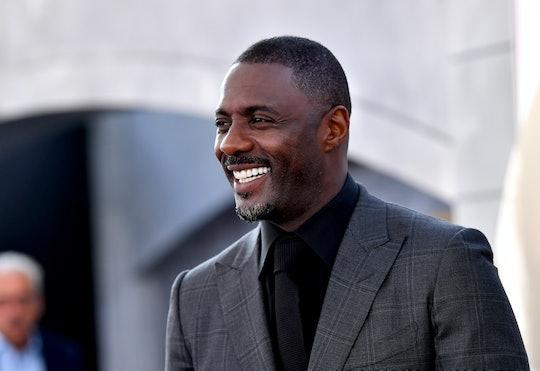 Idris Elba announced he tested positive for coronavirus.