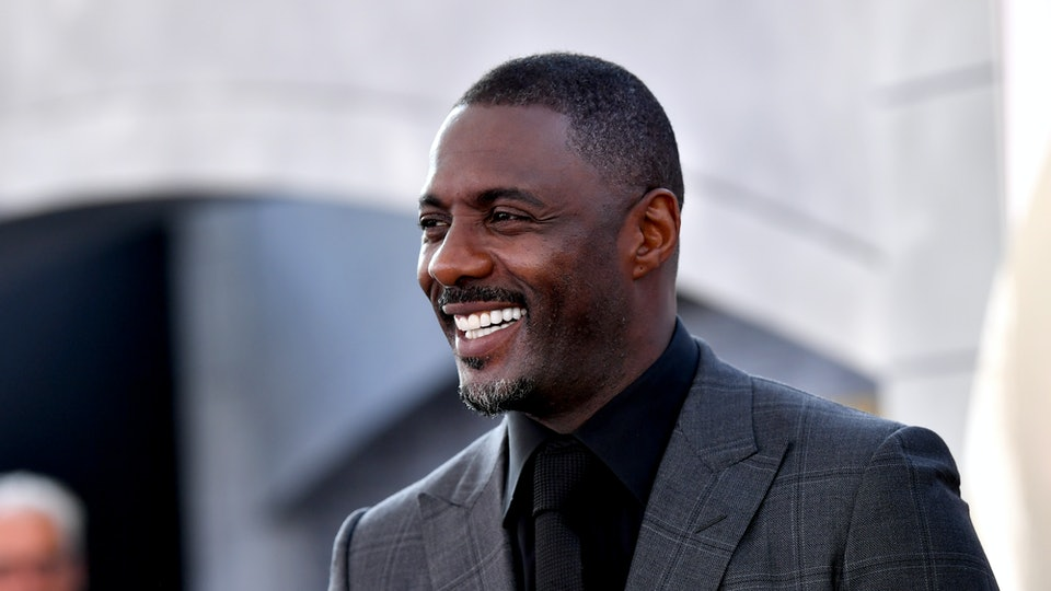 Idris Elba announced he tested positive for coronavirus.