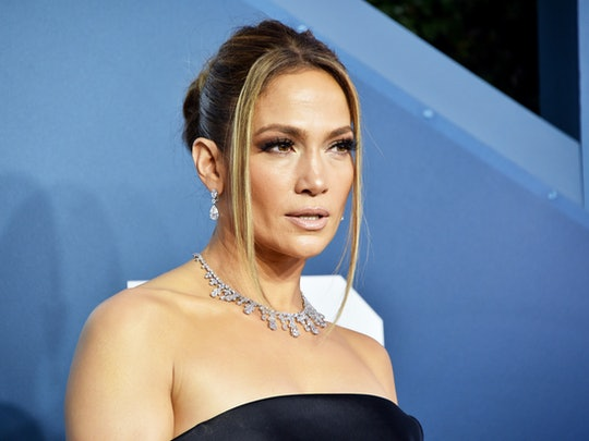 Jennifer Lopez just debuted the most '90s-inspired space buns since Zenon