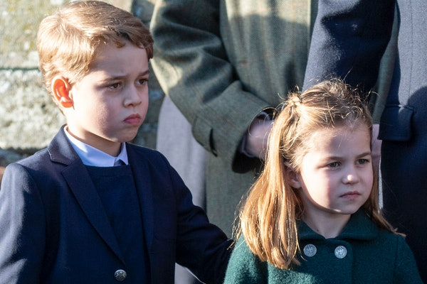 Prince George & Princess Charlotte Aren't Allowed To Have Best Friends