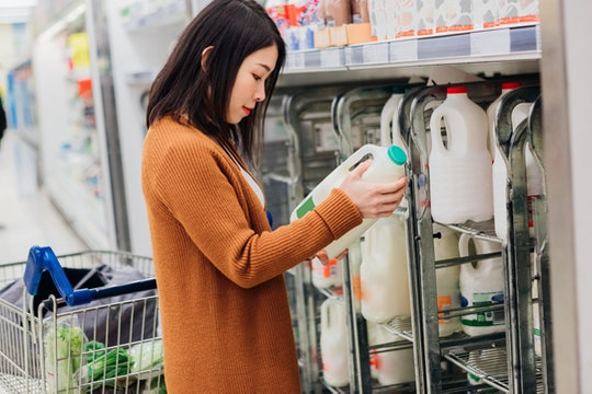 When stocking up, choose non-WIC-approved foods and necessities to support those who depend on WIC benefits.