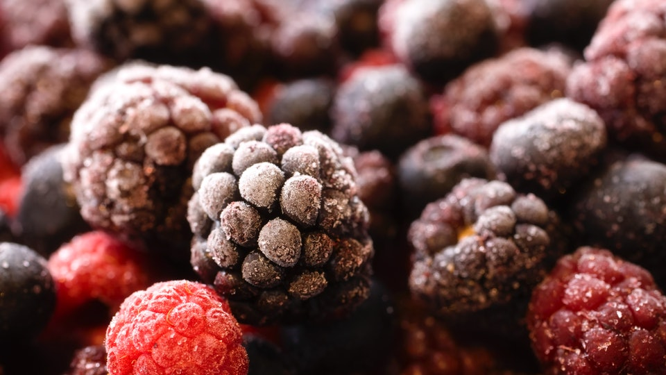 The FDA announced there's been a recall on frozen berries due to concerns that the fruit may have been contaminated with norovirus.