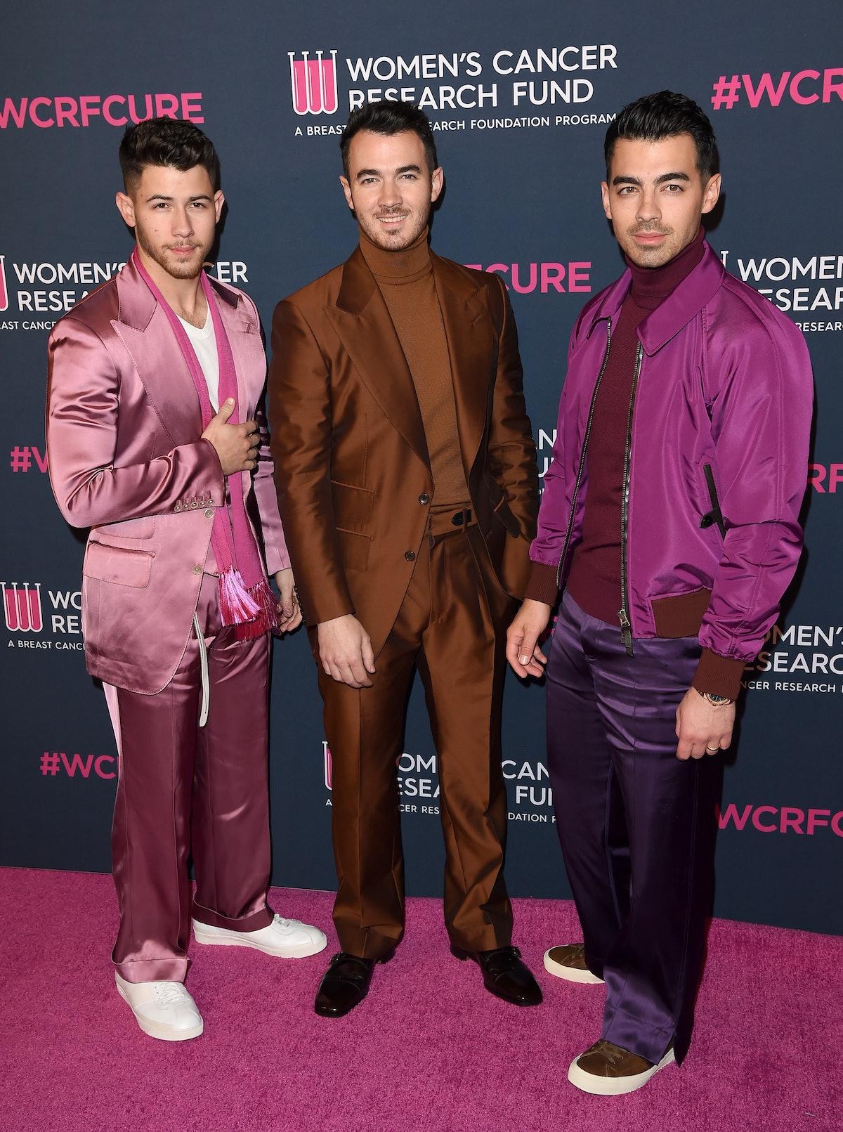Jonas Brothers' Vegas Residency Has Been Canceled Due To The Coronavirus