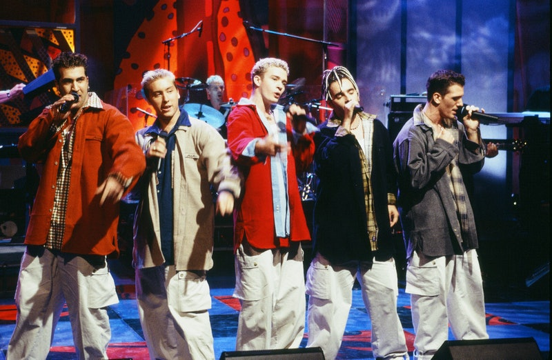Lance Bass Says An *NSYNC Reunion Has Been Discussed