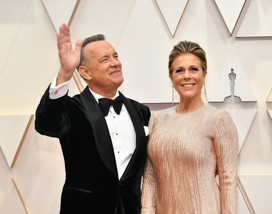 """One week after testing positive for the virus, Tom Hanks penned a coronavirus update urging others to help """"flatten the curve."""""""