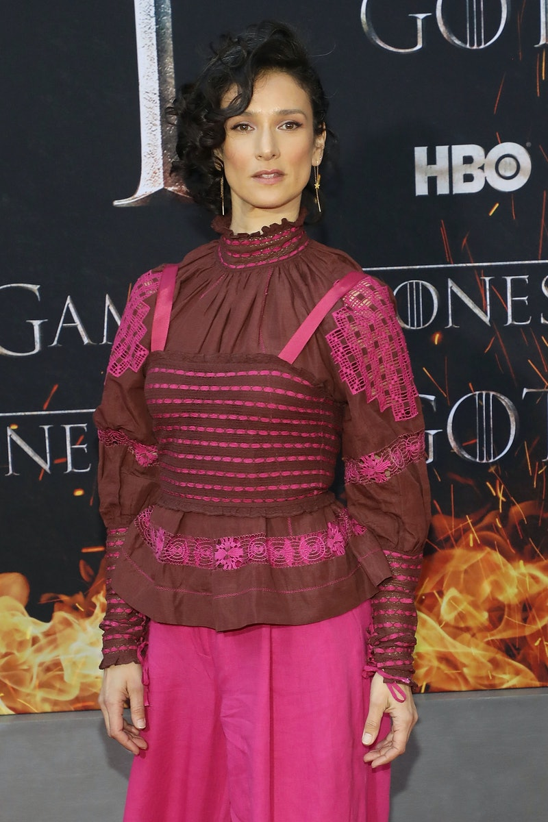 'Game of Thrones' Indira Varma tested positive for the coronavirus.