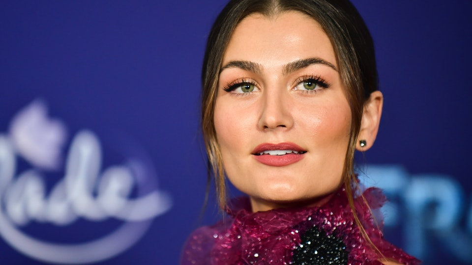 'Frozen 2' actress Rachel Matthews took to Instagram where she shared her symptoms after testing positive for coronavirus.