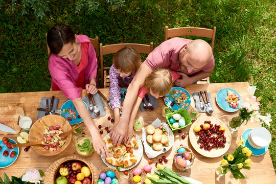 Cancelling Easter plans amid the coronavirus pandemic is a possibility, experts say.