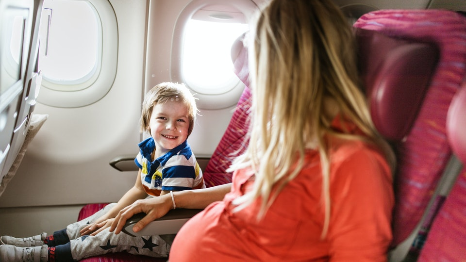 A petition from Consumer Reports is urging airlines to seat children with parents free of charge.